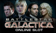 GOLDEN SLOT BattleStarGalactica