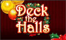 GOLDEN SLOT Deck-the-Halls