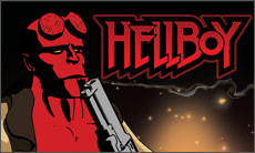 GOLDEN SLOT Hellboy