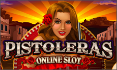 GOLDEN SLOT Pistoleras
